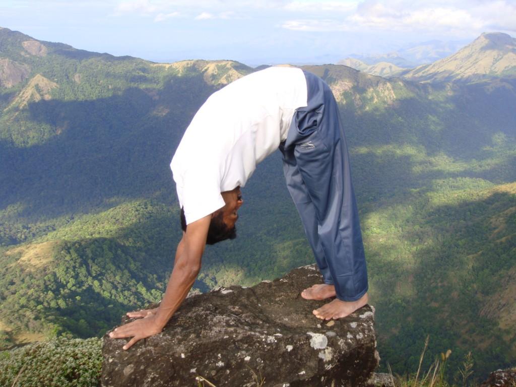 India Yoga A014
