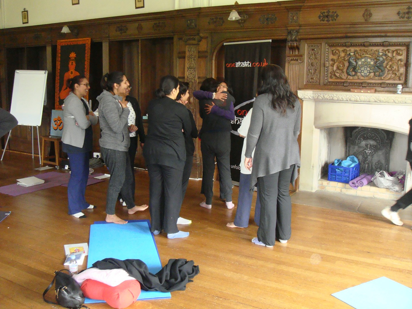 The Energy Body Retreat May 2015 011