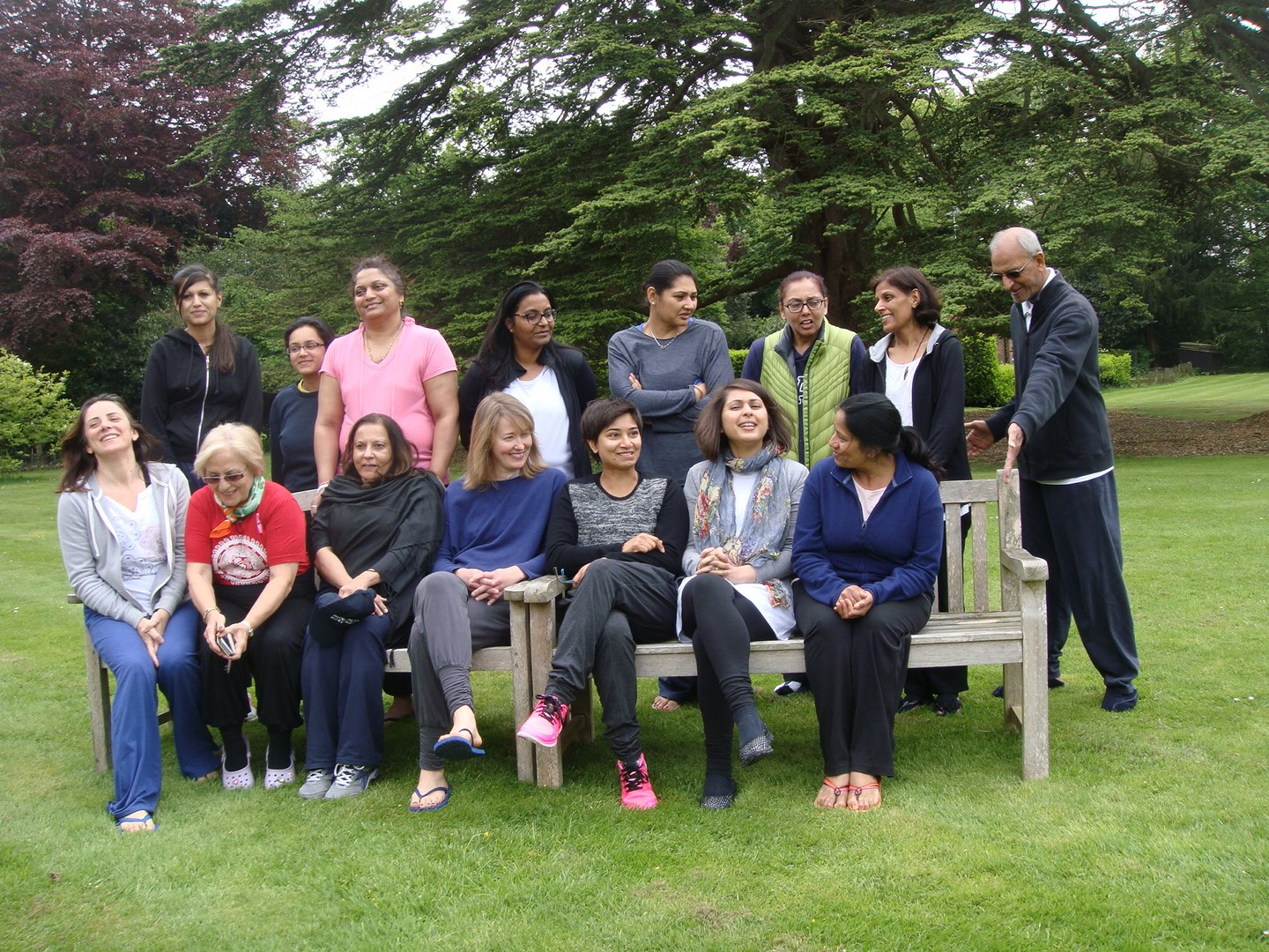 The Energy Body Retreat May 2015 090