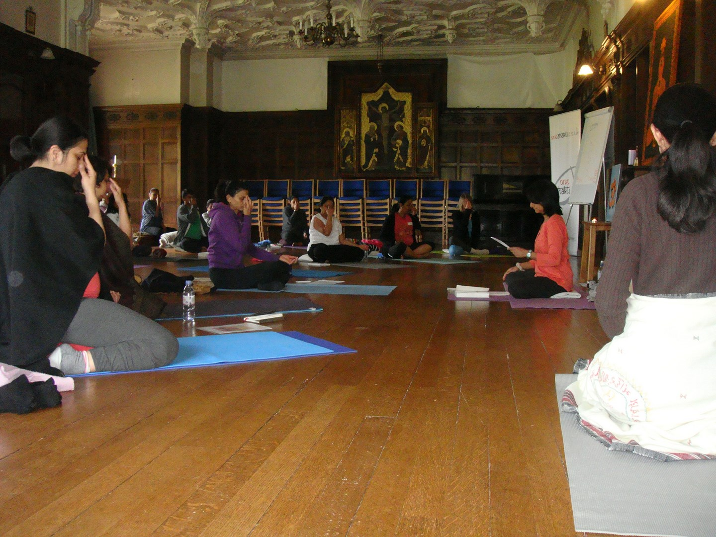 The Energy Body Retreat May 2015 125
