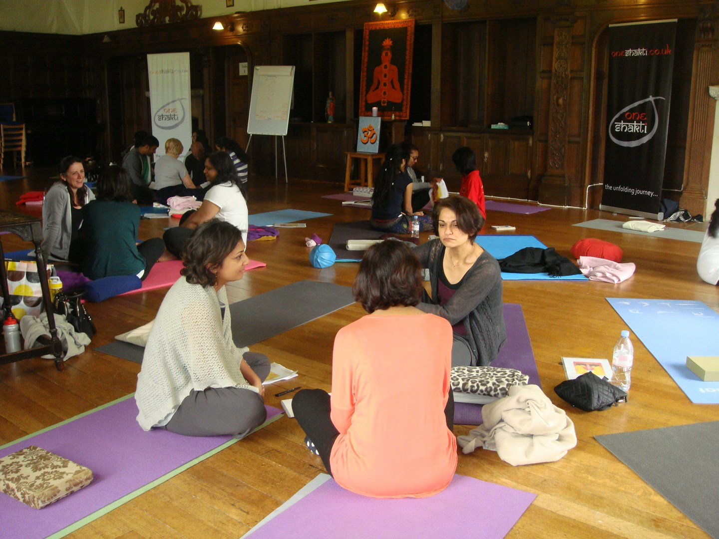 The Energy Body Retreat May 2015 134