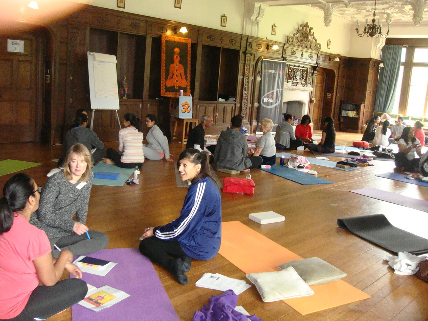 The Energy Body Retreat May 2015 136